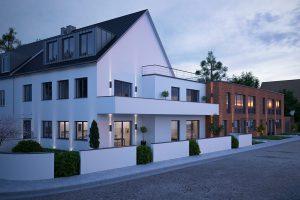 Mehrfamilienhäuser in Düsseldorf