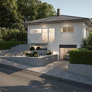 Einfamilienhaus in Aachen