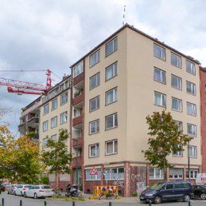 Mehrfamilienhaus Düsseldorf - Unterbilk