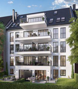 Mehrfamilienhaus Düsseldorf Niederkassel
