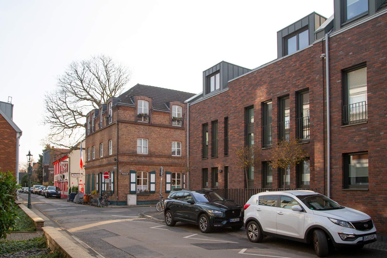 Stadthaus Düsseldorf Niederkassel