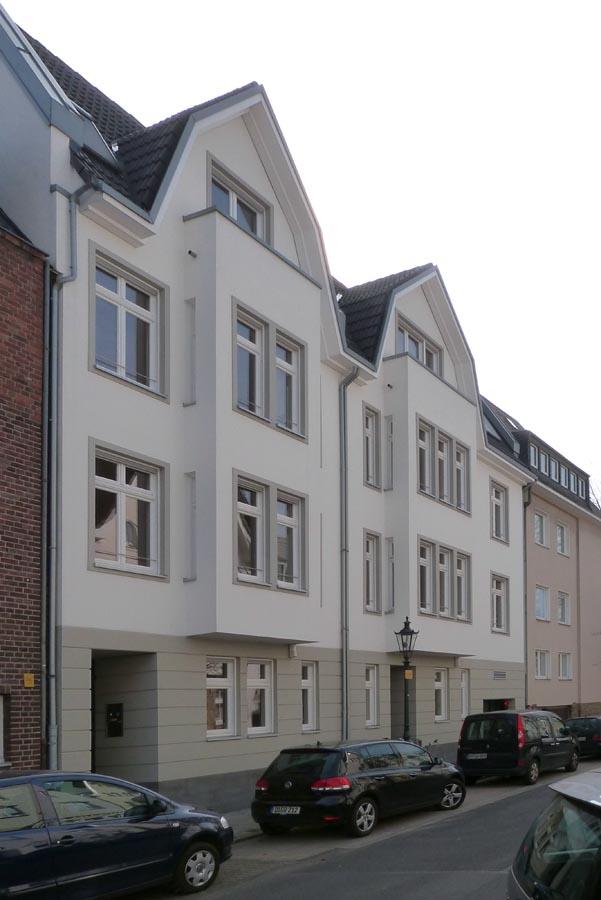 2 Stadthäuser in Düsseldorf Oberkassel