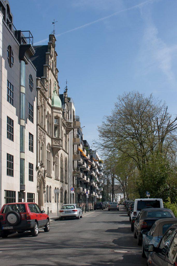 Düsseldorf Inselstraße
