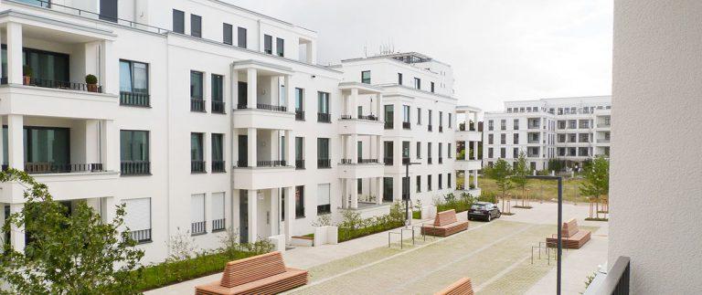 Neubauwohnung Düsseldorf Oberkassel