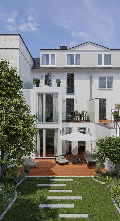 Einfamilienhaus Düsseldorf Gerresheim