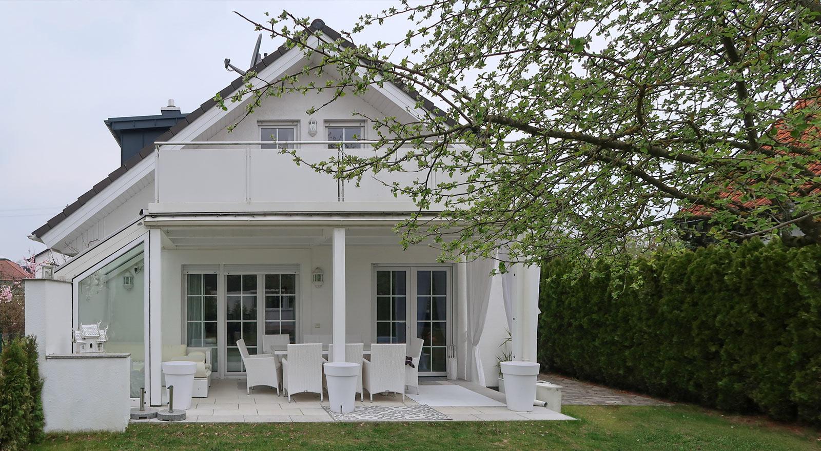 Einfamilienhaus in Oberschleißheim