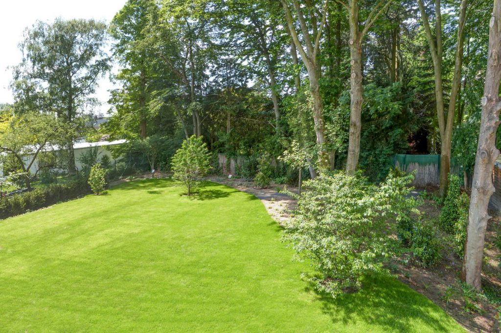 Garten Haus in Urdenbach