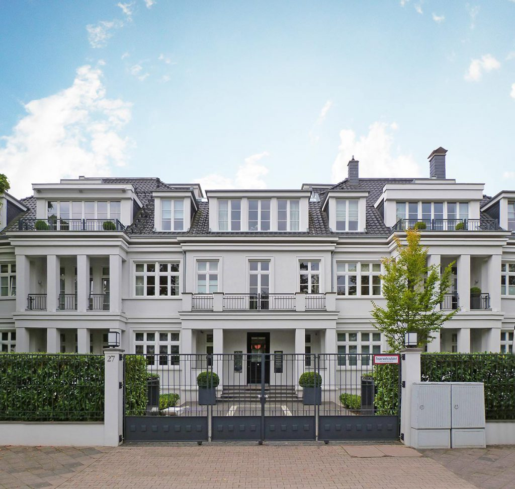 Luxuswohnung Düsseldorf