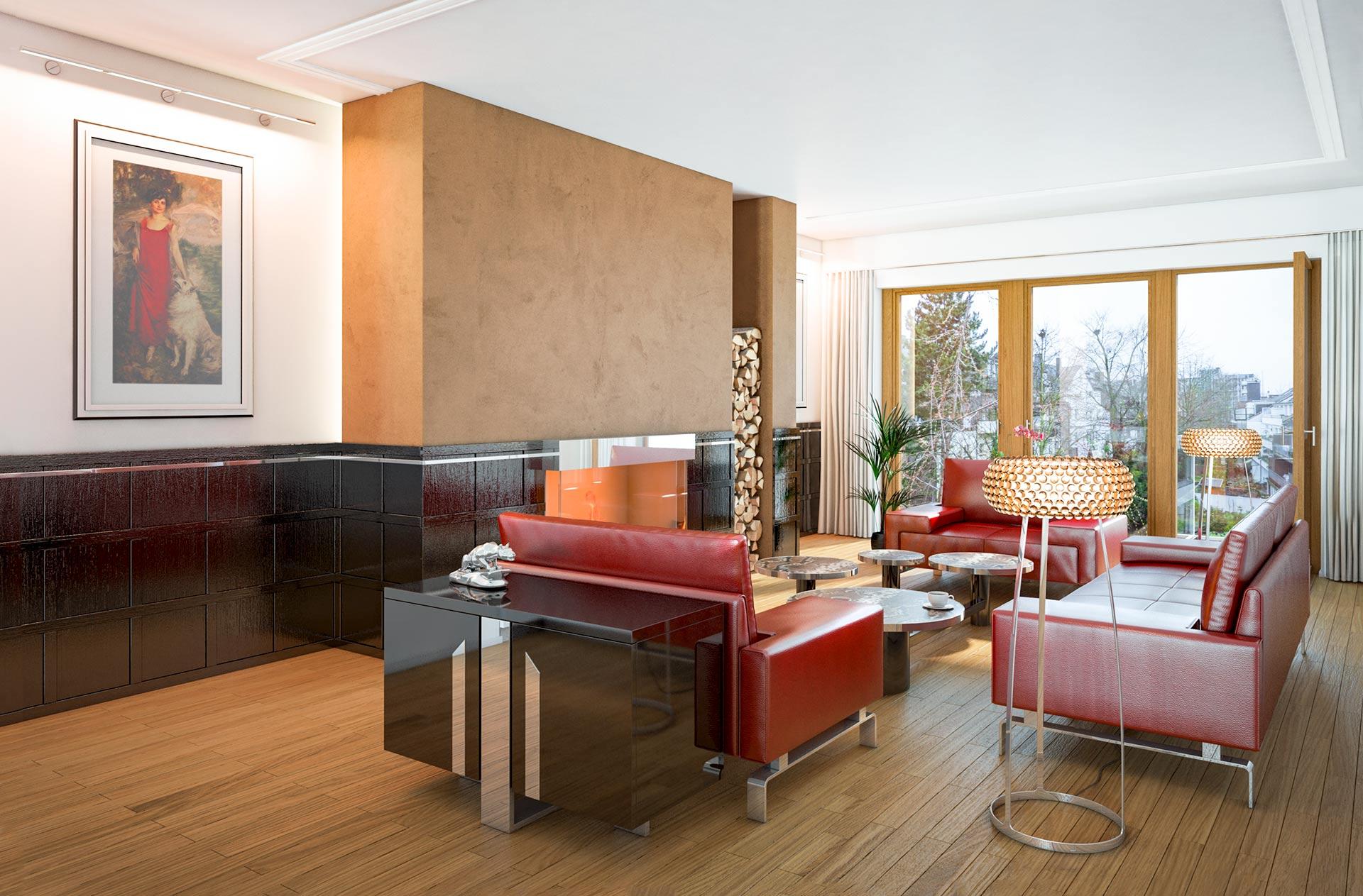 Luxuswohnung Düsseldorf Oberkassel