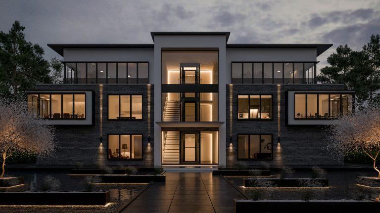 Mehrfamilienhaus München Grünwald