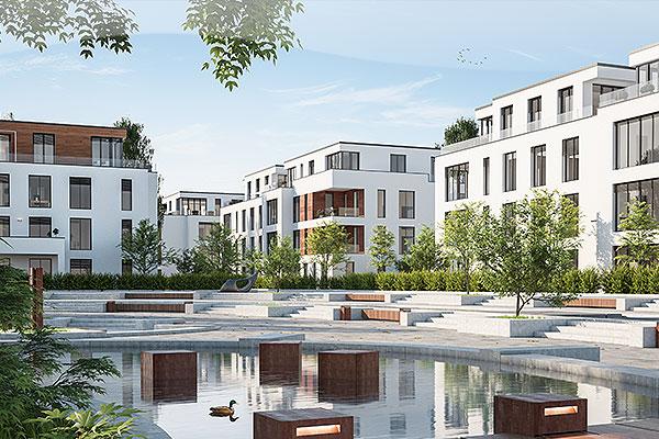 Immobilienvertrieb Düsseldorf
