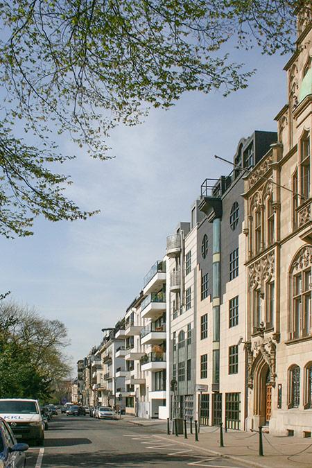 Inselstraße Düsseldorf Pempelfort