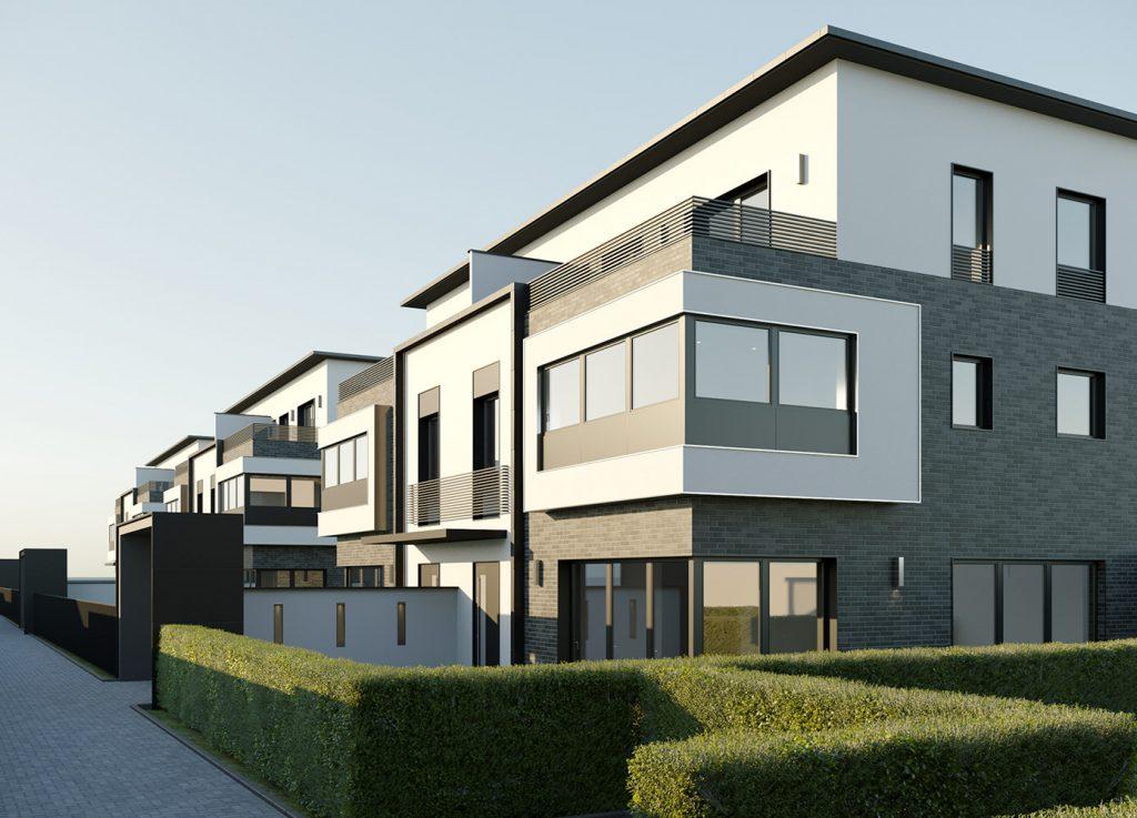 Neubau Düsseldorf Heerdt