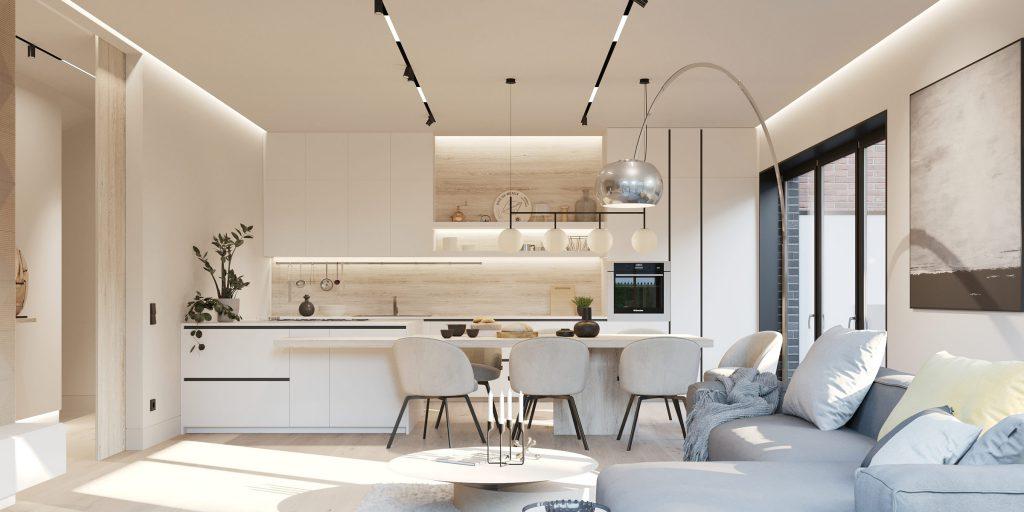 Wohnbereich Variante 2