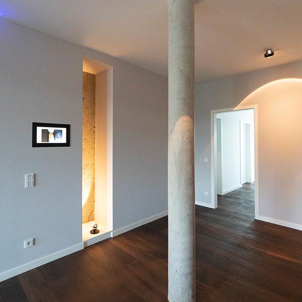 Exklusive Wohnung Düsseldorf mieten
