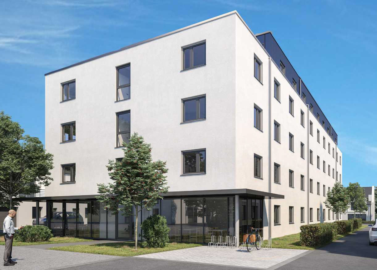 Neubau Boardinghouse München